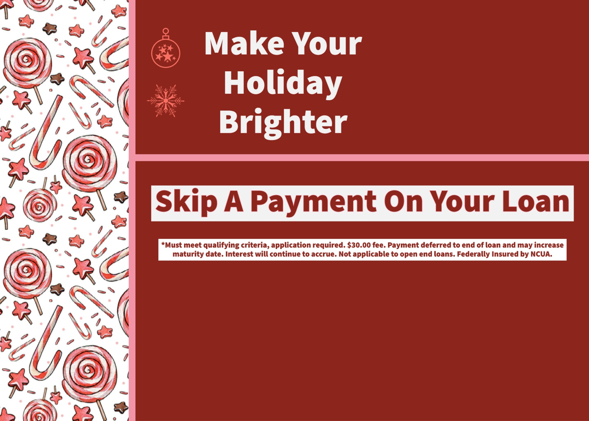 Skip A Payment On Your Loan